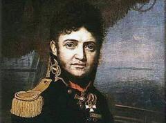 Юрий Федорович Лисянский
