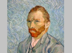 Винсент ван Гог (Автопортрет, 1889, )