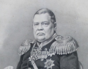 Михаил Николаевич Муравьев-Виленский (Литография 1865 года,  )