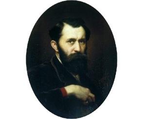 Василий Григорьевич Перов (Автопортрет, 1870)