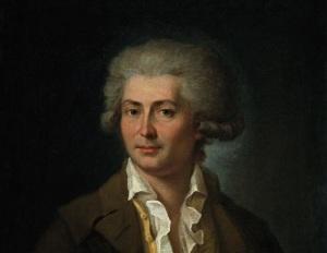 Семён Фёдорович Щедрин (Автопортрет, 1780-е)
