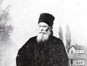 Схимонах Иларион (Домрачев)