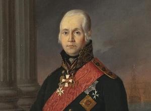 Фёдор Фёдорович Ушаков