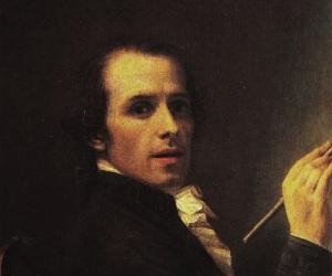 Антонио Канова (Автопортрет, 1792, )
