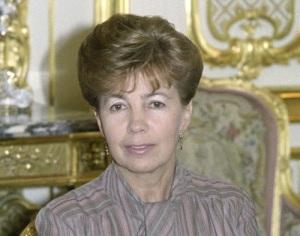 Раиса Максимовна Горбачева