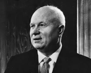 Никита Сергеевич Хрущев