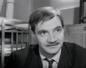 Павел Александрович Шпрингфельд в фильме «Тишина» (1960)