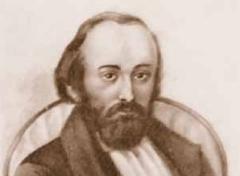 Михаил Васильевич Петрашевский