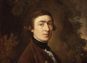 Томас Гейнсборо (Автопортрет, около 1759)
