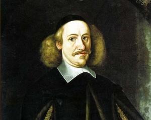 Отто фон Герике (Портрет работы Анзельма ван Хулле, )