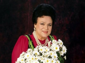 Людмила Георгиевна Зыкина