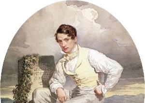 Александр Павлович Брюллов (Автопортрет, 1830, )