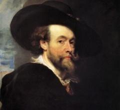 Автопортрет Рубенса