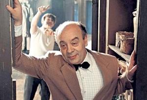 Леонид Броневой в фильме «Покровские ворота» (1982)