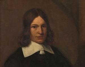 Предполагаемый автопортрет де Хоха (1648—1649)