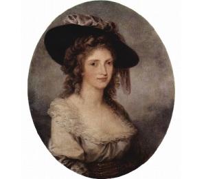 Ангелика Кауфман (Автопортрет, 1780-1785, )