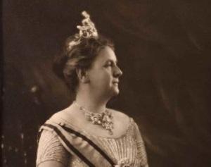 Королева Нидерландов Вильгельмина, 1931 год
