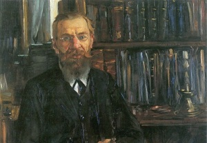 Эдуард Мейер (Портрет работы Ловиса Коринта)