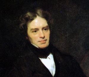 Майкл Фарадей (Художник Томас Филлипс, 1842 год, )