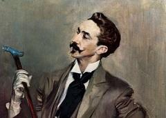 Робер де Монтескью (Портрет работы Д.Болдини, 1897)