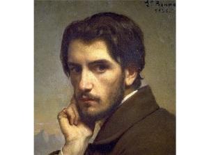Леон Бонна (Автопортрет, 1855)