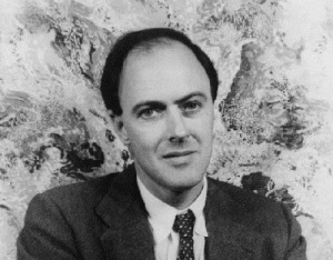 Роальд Даль (Фото 1954 года,  )
