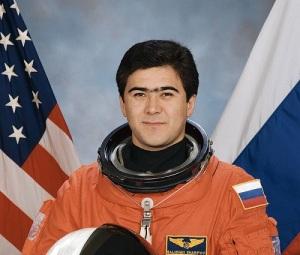 Салижан Шарипов – российский космонавт