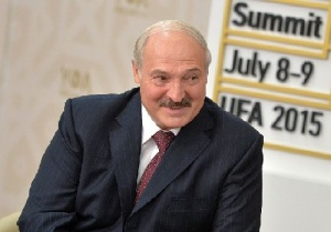 Александр Григорьевич Лукашенко (Фото: Kremlin.ru)