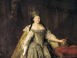 Анна Иоанновна - императрица российская