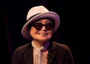 Йоко Оно – вдова Джона Леннона
