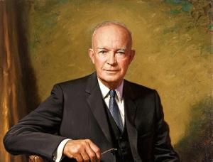 Дуайт Эйзенхауэр - 34-й президент США