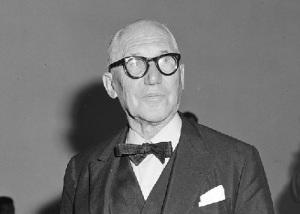 Шарль Ле Корбюзье - один из самых авторитетных мастеров современного зодчества