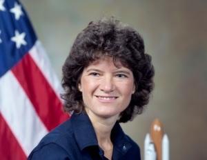 Салли Райд (Фото: ru.wikipedia.org)
