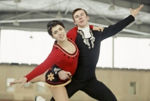 Александр Зайцев и Ирина Роднина