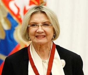 Алла Сергеевна Демидова (Фото: Kremlin.ru)