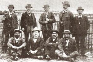 Швейцарская сборная по стрельбе на Олимпийских играх 1900 года