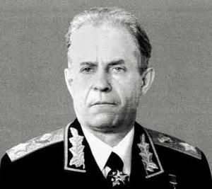 Сергей Фёдорович Ахромеев