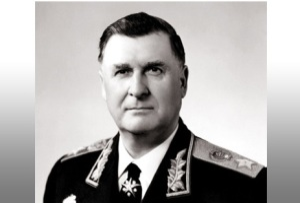 Василий Данилович Соколовский