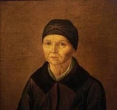Арина Родионовна Яковлева (Портрет работы неизвестного художника)