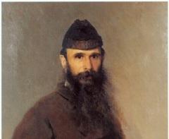Александр Литовченко (Портрет работы И.Н. Крамского, 1878)