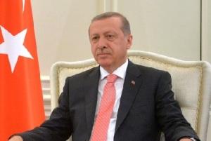 Реджеп Тайип Эрдоган — действующий президент Турции