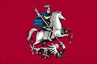 Флаг города Москвы