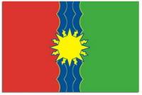 Флаг Братска