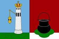 Флаг Кронштадта