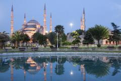 Мечеть султана ахмета голубая мечеть