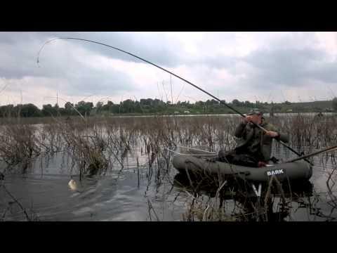 ловля рыбы в коряжнике