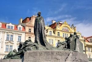 День памяти Яна Гуса в Чехии