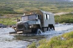 День военного автомобилиста Вооруженных сил России
