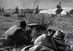 Началась наступательная Прибалтийская операция советских войск
