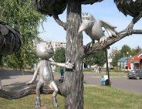 Памятник «Котенку с улицы Лизюкова»